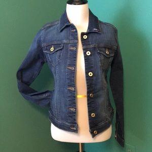 NWT Tommy Hilfiger Trucker Jean jacket
